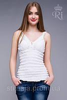 Блуза сборки отличного качества  100% хлопок