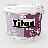 Фасадная краска Титан ФАСАД 1л 10 л, Белая