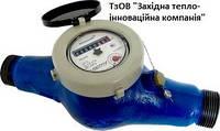 Лічильник води від  Ду 25 до  Ду 50 40, Холодна /гаряча вода, Україна, муфтове