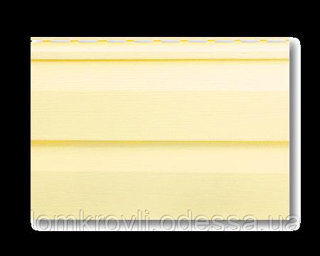 Панель Коллекция классическая  ТМ Alta-Siding лимонный