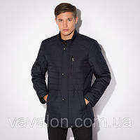 Куртка мужская демисезонная удлиненная, ТМ VAVALON, арт. 257
