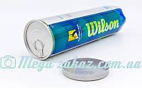 Мяч для большого тенниса Wilson Australian Open T1130: 4 мяча в вакуумной упаковке