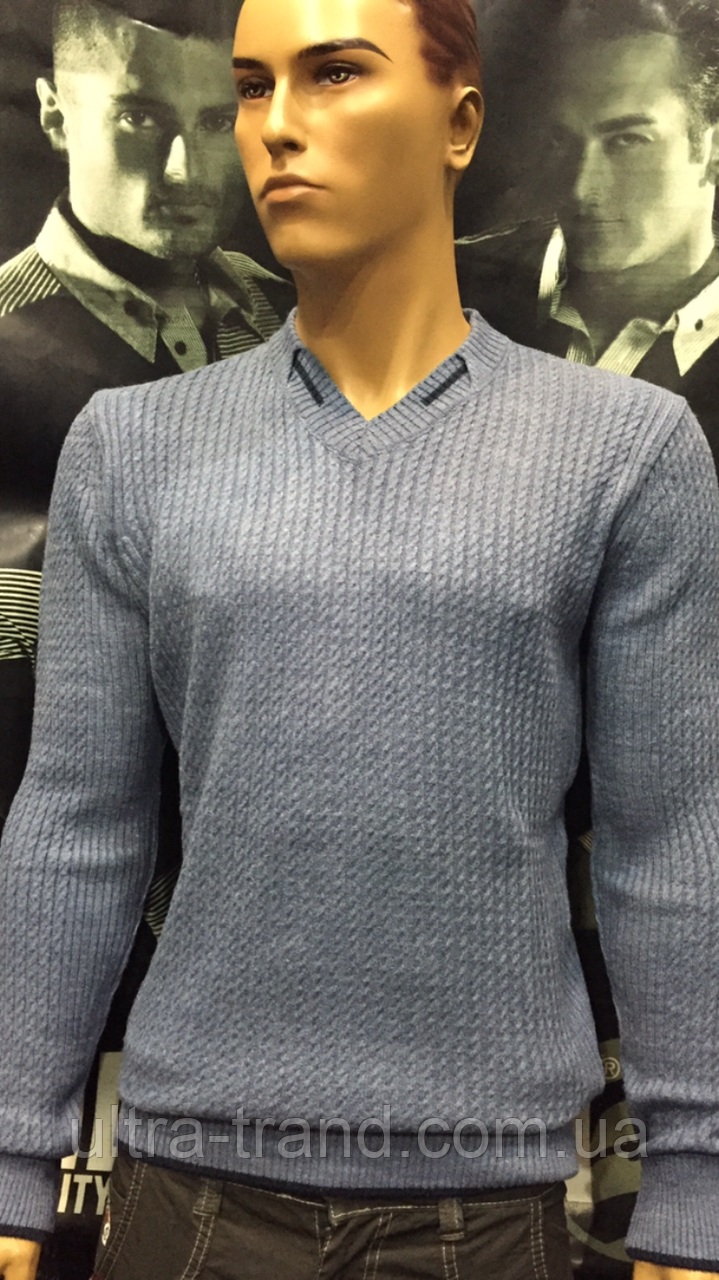Мужской  свитер (Турция)