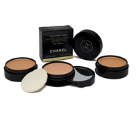 Пудра-крем Chanel палитра 3 тона