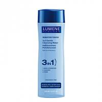 Lumene Мицеллярная вода Sensitive Touch 3 in 1 Gentle Cleansing Water 200 ml.