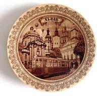 Тарілки дерев'яні, тарелка деревяная