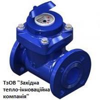 Лічильники води промислові турбінні Ду 50-200 мм