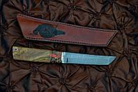 Нож Самурай. Дорогой нож для охоты, туризма, рыбалки
