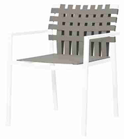 Стул Chair with arms BC-06. Ручная работа.