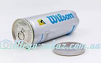 Мяч для большого тенниса Wilson Australian Open T1087: 3 мяча в вакуумной упаковке