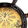 Часы в виде штурвала 024B, фото 2
