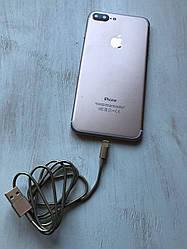 Зарядный кабель USB Charge Cable золотого цвета для iPhone, iPad Mini Air