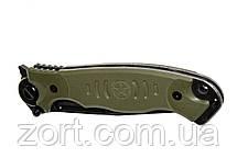 Нож складной, механический Офицерский-2, фото 2