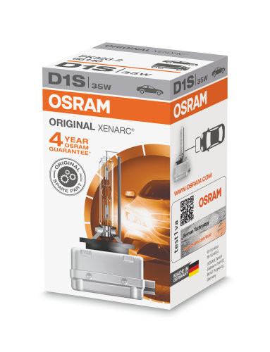 Osram XENARC Original D1S 66140