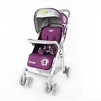 Детская прогулочная коляска TILLY Voyage T-161 Dark purple