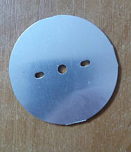 Светодиодная сборка круглая 15W, 6000K, 1200Lm,  на ал. диске 55мм, с драйвером на подложке на 160-240В АС