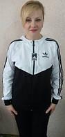 Спортивный женский костюм Найк(50-62), доставка по Украине
