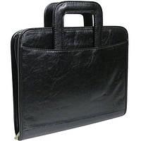 Папка-портфель для документов 4U Cavaldi PKS8032 Черная