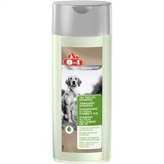 8in1 (8в1) TEA TREE OIL SHAMPOO - шампунь с маслом чайного дерева 250мл