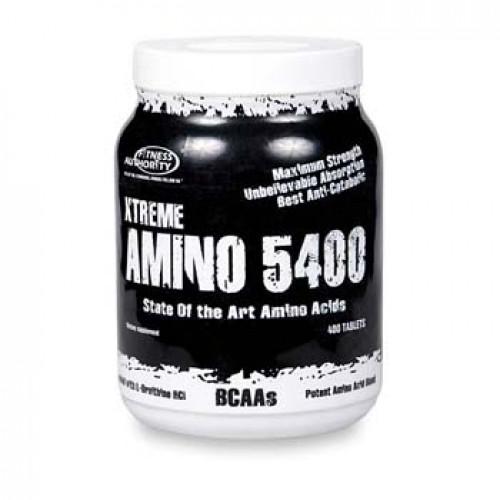 Fitness Authority Xtreme Amino 5400 400 tab
