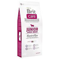 Brit Care Junior Large Breed Lamb & Rice для щенков гигантских пород 12 кг