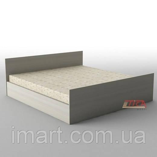 Купить Двуспальная кровать КР-101 меламин