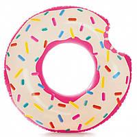 Надувной круг Пончик Intex 59265, фото 1