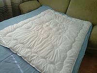 Детское шерстяное одеяло белого цвета