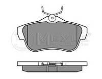 Колодки тормозные задние дисковые FIAT SCUDO;CITROEN JUMPY 07- 4253.67