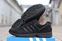 Кроссовки Adidas Zx Flux черные 1792