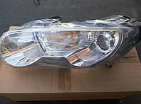 Фара передняя левая без корректора MG550, MG6