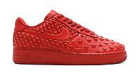 Мужские кроссовки Nike  Air Force LV8VT Red