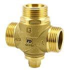 """Трехходовой антиконденсатный клапан 1"""" 55 °С Kv 3.2 AKP01"""