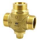 """Трехходовой антиконденсатный клапан 1"""" 55 °С Kv 3.2 AKP01, фото 2"""
