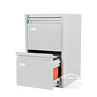 Картотечный (файловый) шкаф для папок формата А4 685(h)x408x485 мм