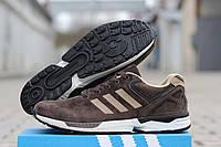 Кроссовки Adidas Zx Flux коричневый 1790