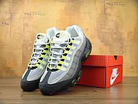 "Мужские кроссовки Nike Air Max 95 OG ""Neon"". Живое фото. Топ качество! (аир макс, эир макс)"