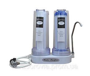Настольный фильтр для очистки воды ZENET YL-8UH