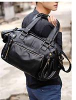 Аксессуар, который подчеркнет ваш статус. Мужская дорожная сумка. Хорошее качество. Доступная цена. Код: КГ689