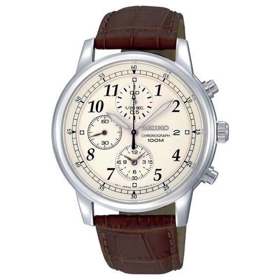 Часы мужские Seiko Chronograph SE-SNDC31
