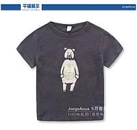 Футболка Медведь (кор) 100