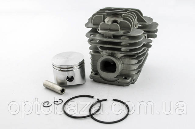 Цилиндро - поршневая группа 45 мм для бензопил тип Oleo-mac 952