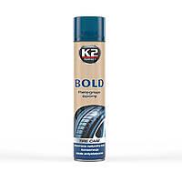 Спрей для ухода за шинами K2 Bold 600 мл