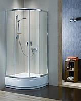 Душевая кабина Radaway Intense А900 (900*900*1900)хром/ прозрачное стекло