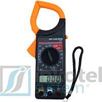 MS266F Mastech Токоизмерительные клещи Постоянное напряжение: 2 В / 20 В / 200 В / 1000 В. Частота: 2 кГц Киев