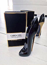 Женская парфюмированная вода Carolina Herrera Good Girl ( Черная )