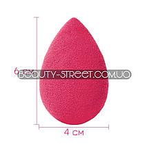 Спонж Beauty Blender для тонального крему рожевий