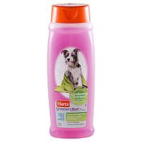 Hartz (Харц) Groomer's Best 3in1 Conditioning Shampoo for Dogs, 532мл - шампунь-кондиционер для длиннош. собак