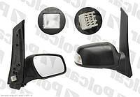 Зеркало правое эл+обогр + лампа порога / под покрас Ford Focus C-Max 03-07