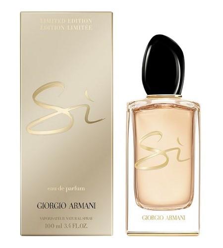 Женская парфюмированная вода Giorgio Armani Si (реплика)